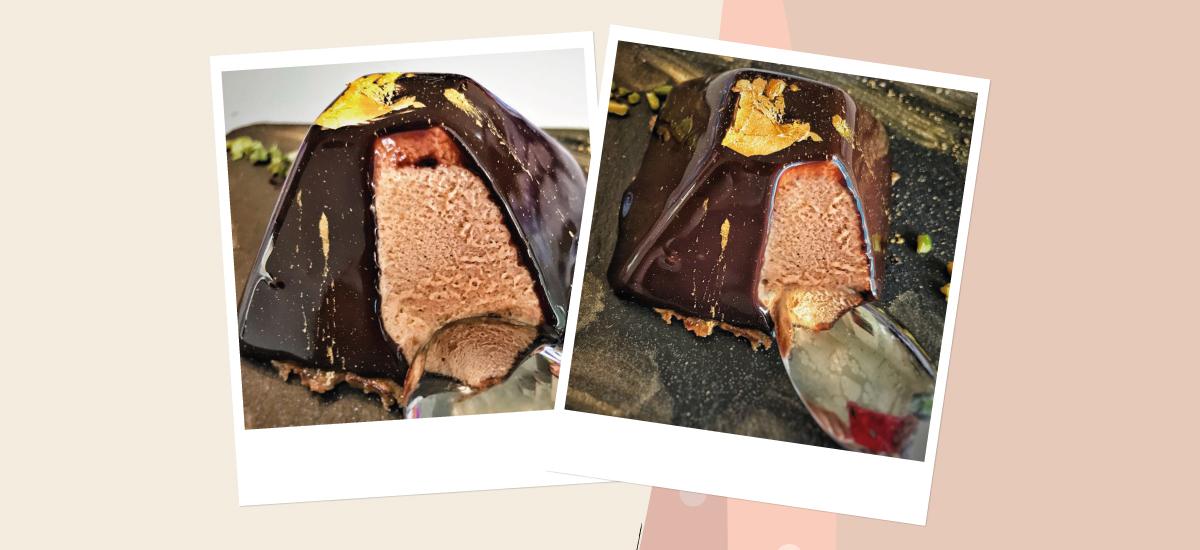 bavarese cioccolato